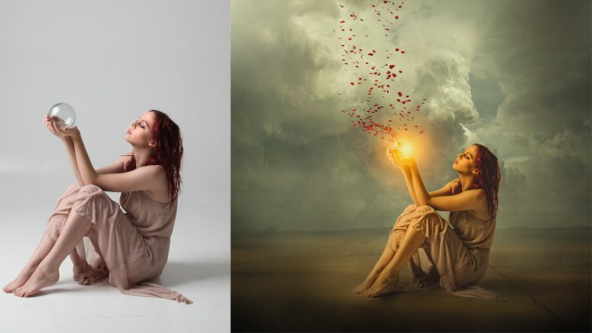 Photo Manipulation Workflow and shading by Arun Creation