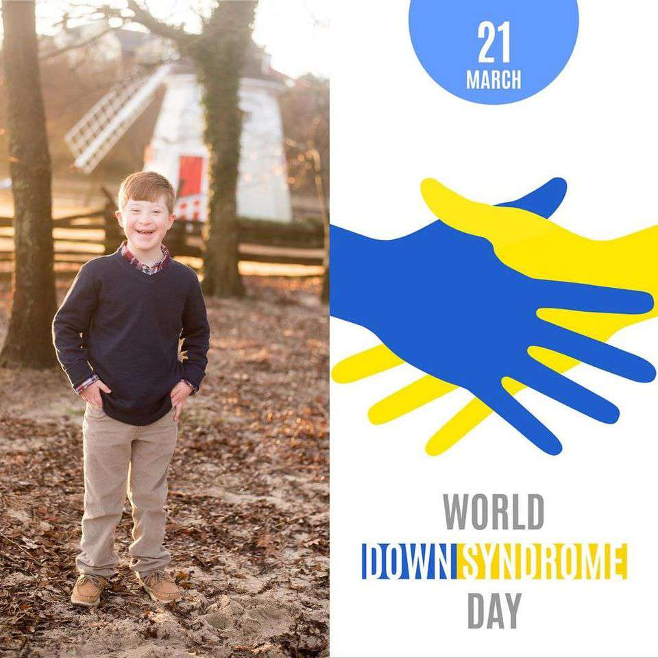 World Down Syndrome Day Wishes Photos