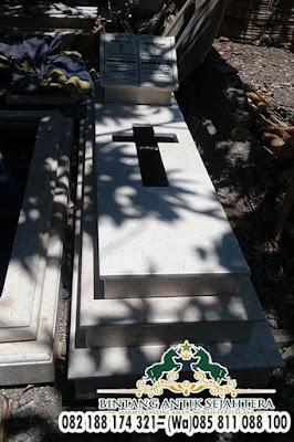 Harga Makam Marmer Jakarta, Jual Makam Batu Alam