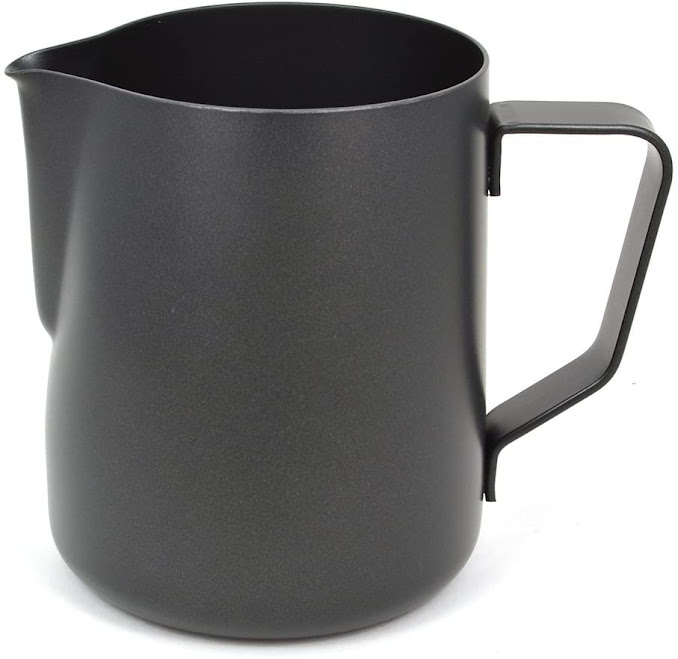 espumador - leche - negro - vacaslecheras.net