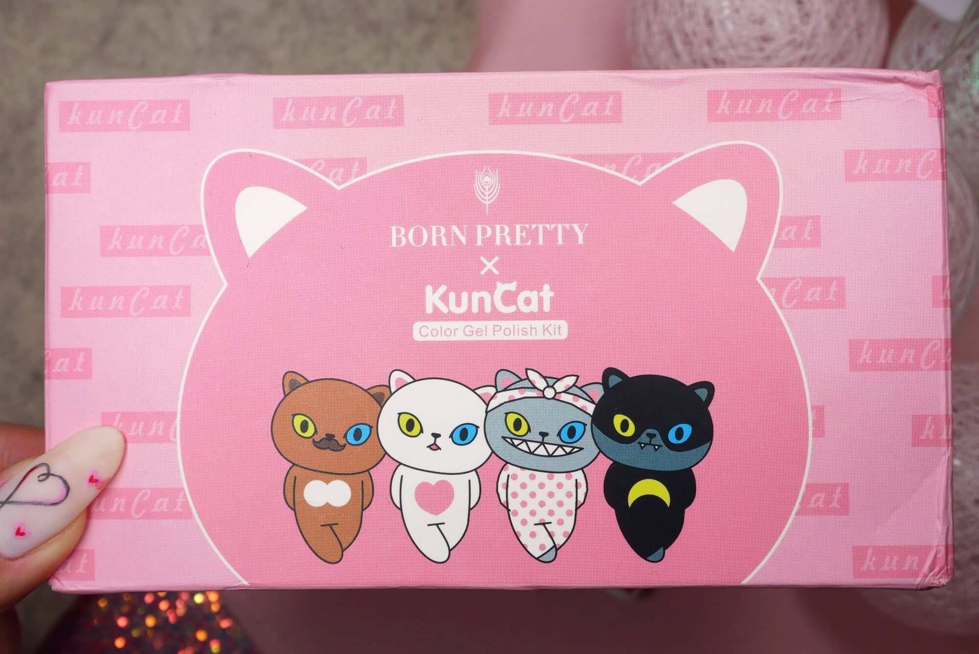 Kuncat hybrydy - Born Pretty
