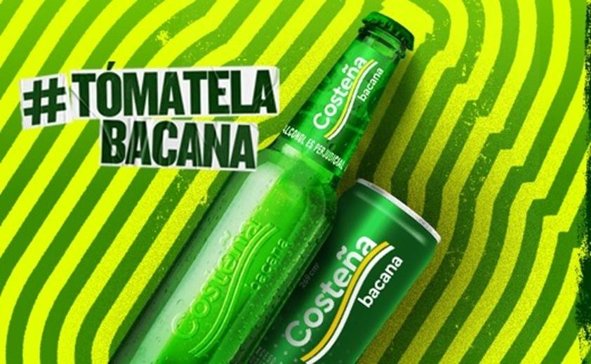 Bavaria lanza Costeña Bacana, la primera cerveza estimulada con música en vivo
