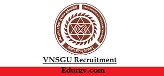 VNSGU Recruitment 2021 for Various Assistant Posts Apply Online