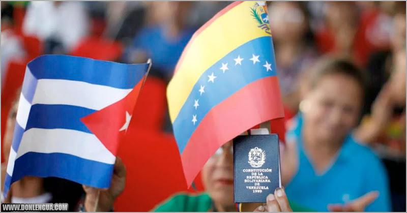 Gasolina que llegó desde Irán será compartida con el pueblo cubano por orden de Maduro