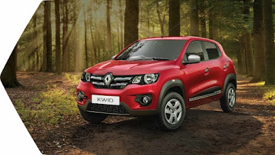 cars below 6 lakhs, Renault kwid
