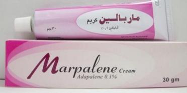 سعر ودواعي استعمال كريم ماربالين Marpalene لحب الشباب