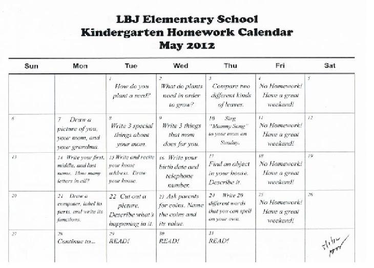 Kindergarten Homework Template. worksheets reading prehension ...