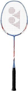 YONEX Nanoray Light 8i LCW Strung Badminton Racket