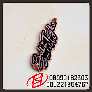 LOGAM PLAT LABEL | PLAT LABEL HIJAB | PLAT LABEL HIJAB CUSTOM | PLAT LABEL
