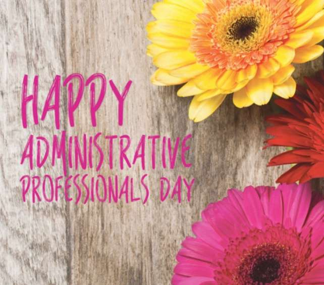 Administrative Professionals Day Wishes for Instagram