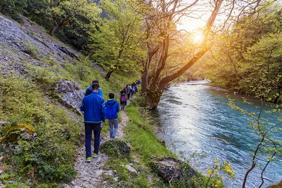 Η Πελοπόννησος διεκδικεί πιστοποίηση ως πεζοπορικός προορισμός της Ευρώπης