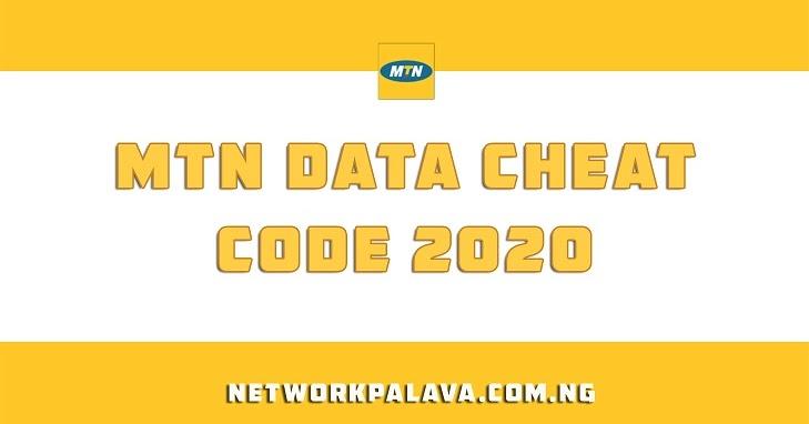 Trending Mtn Data Cheat 2020 November 5gb