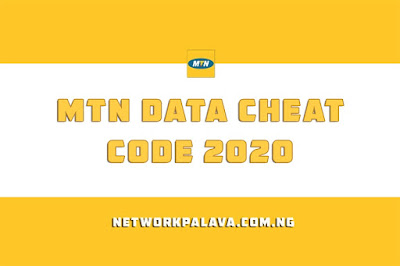 mtn data cheat codes 2020