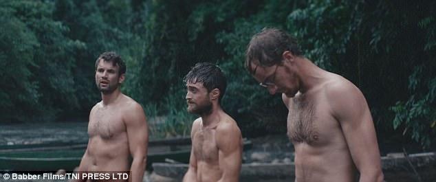 daniel radcliffe filmes nude
