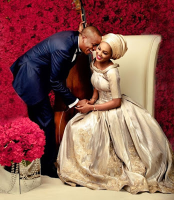 I'm a Proud Fulani Bride - Zahra Buhari Says as She Marries Her Hubby