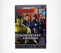 Alfamind Buku Gambar Marvel Avengers Age Of Ultron Mightest Heroes ANDHIMIND