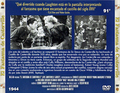 El fantasma de Canterville - [1944]