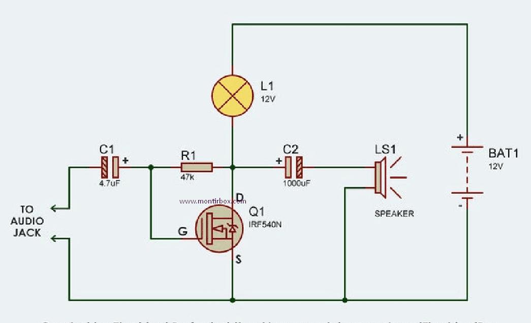 Cara membuat ampli untuk hp