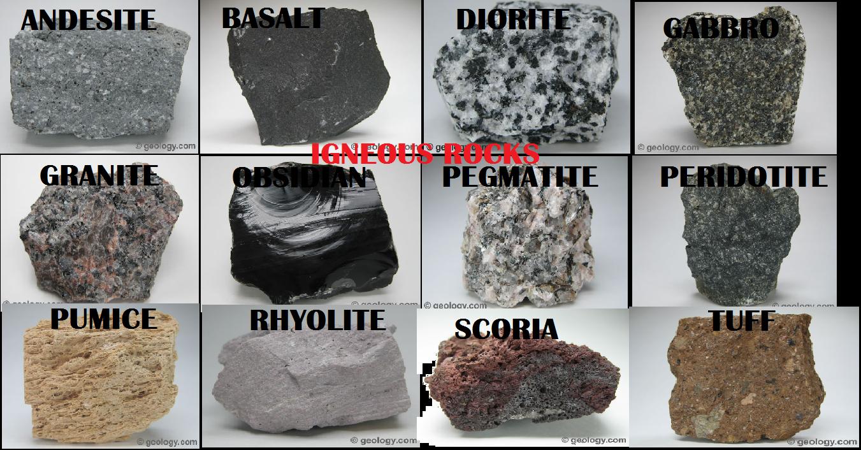 Unit 2 Lab 2 3 Igneous Rock Identification College Paper Service