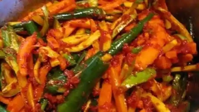 Ginger Pickle Recipe