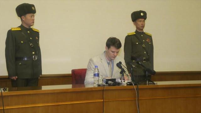 Pyongyang denuncia 'campaña de difamación' de Washington y Seúl
