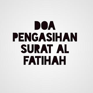 Doa Pengasihan Surat Al Fatihah