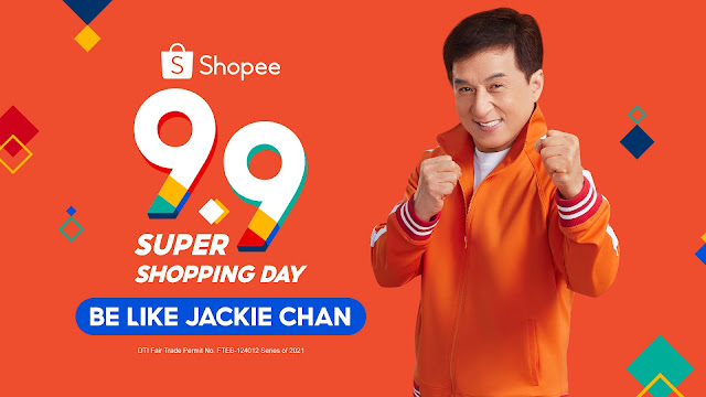 Be Like Jackie Chan with these Items You Can Check out at Shopee's 9.9 Super Shopping Day