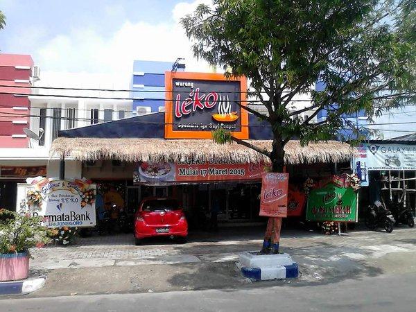 Rumah Makan Leko Bojonegoro
