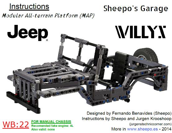 MAP Willys bodywork
