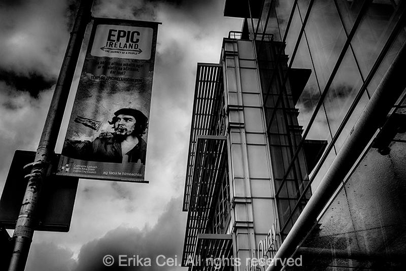 Che Guevara, Dublin, Ireland