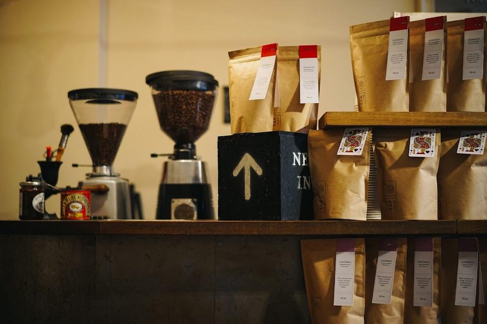 タップ・コーヒー(TAP Coffee)