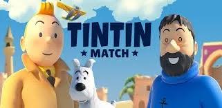 Tintin Match لعبة مسلية تجمع بين المباراة 3 واللغز متاحة الآن للتنزيل انضم إلى Tintin في رحلة حل الألغاز.