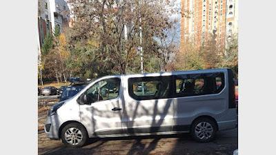 Kombi Opel Vivaro