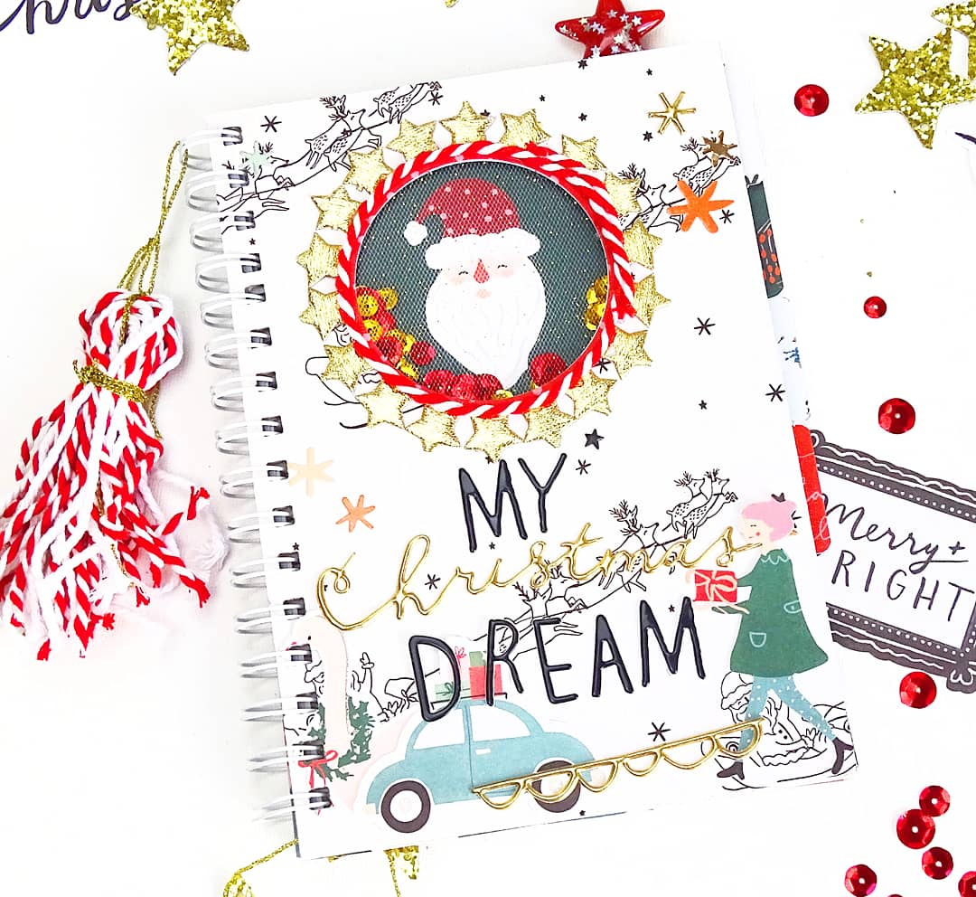 My Christmas Dream - My Happy Crafty Place