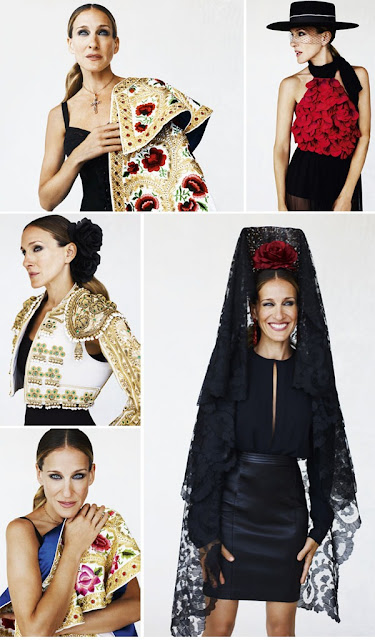 Fashion-Bullfighting-inspiration-toros-seda-are-sol-traje-de-luces-sarah-jessica-parker
