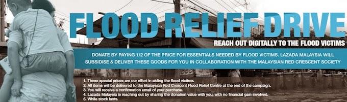 Jom Bantu Mangsa Banjir #misibantuanbanjir