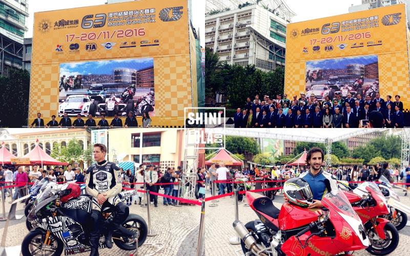 Macau Grand Prix Open Ceremony