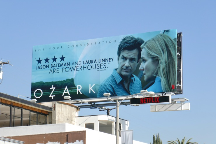 Ozark season 3 consideration billboard