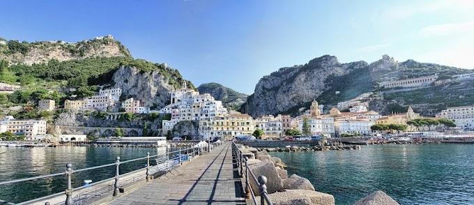 Vacaciones en Amalfi