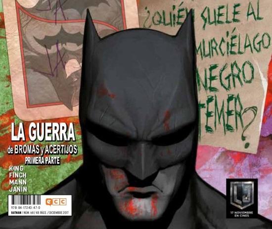 Batman: La Guerra de Bromas y Acertijos
