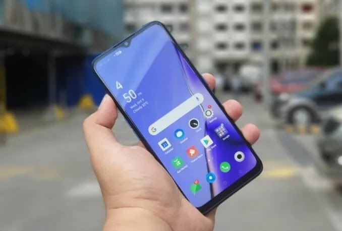 OPPO A9 2020 Front