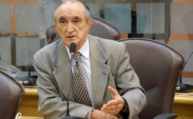 Deputado Getúlio Rêgo destina emenda para aquisição de nova ambulância em Caraúbas