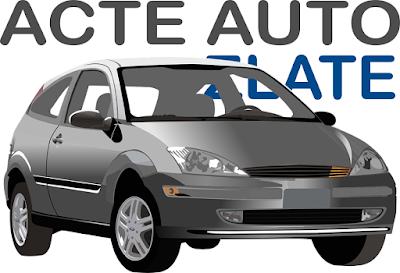 Acte Auto Inmatriculari - Zlate