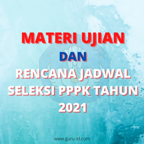 gambar Jadwal Persiapan PPPK Tahun 2021