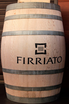 Firriato winery of Baglio Soria