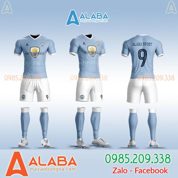Áo Man City may theo yêu cầu mã ALB MC05