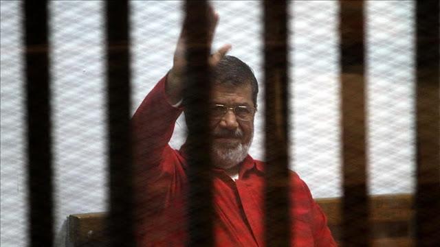 كلمة محمد مرسي في المحكمة للقاضي قبل وفاتة