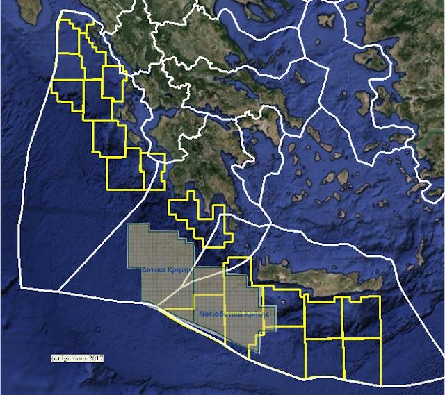 Νέοι οικονομικοί ορίζοντες για την Πελοπόννησο από το θαλάσσιο οικόπεδο στην Ελληνική ΑΟΖ