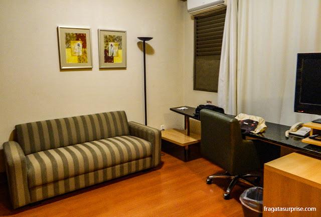 Hospedagem em Belo Horizonte: Hotel Clarion Lurdes