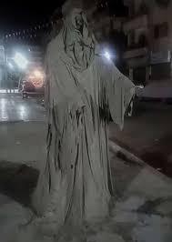 كشف حقيقة شبح مرعب في شوارع الإسماعيلية يثير ذعر المواطنين